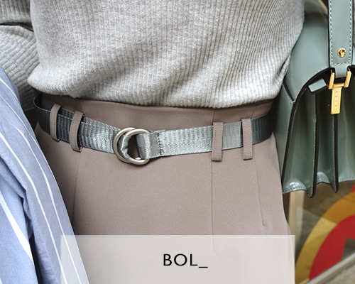 BOL color belt / gray