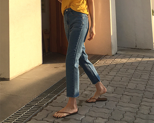 remi denim pants