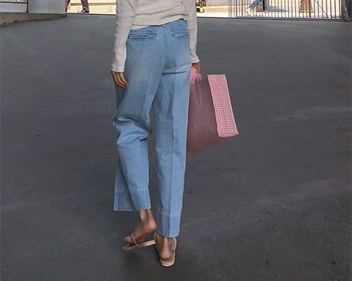 cool wide jean