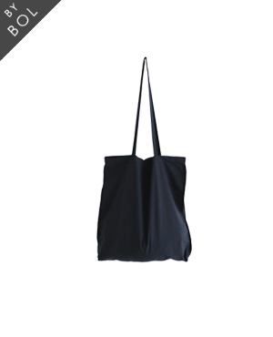 BOL solid bag/ navy 1차재입고