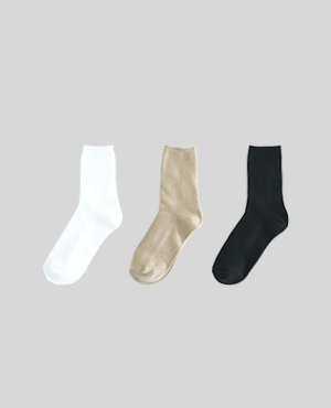 sera socks ( 3color )