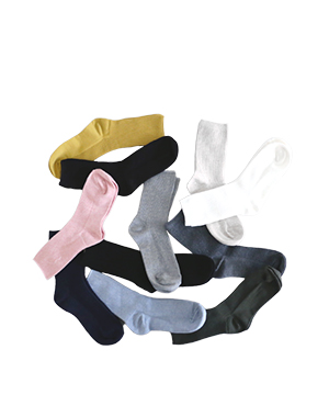 manydays socks (11color)