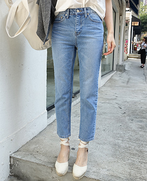 long line jean( 2color )