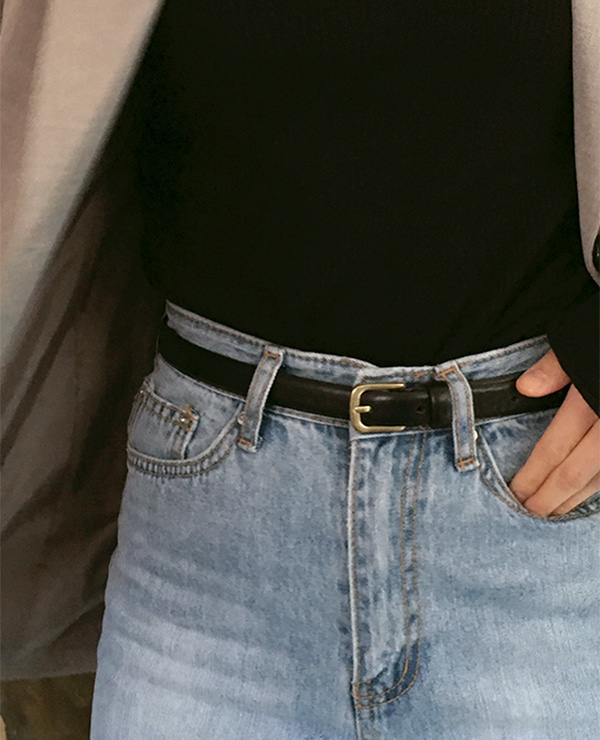so belt( 2color )