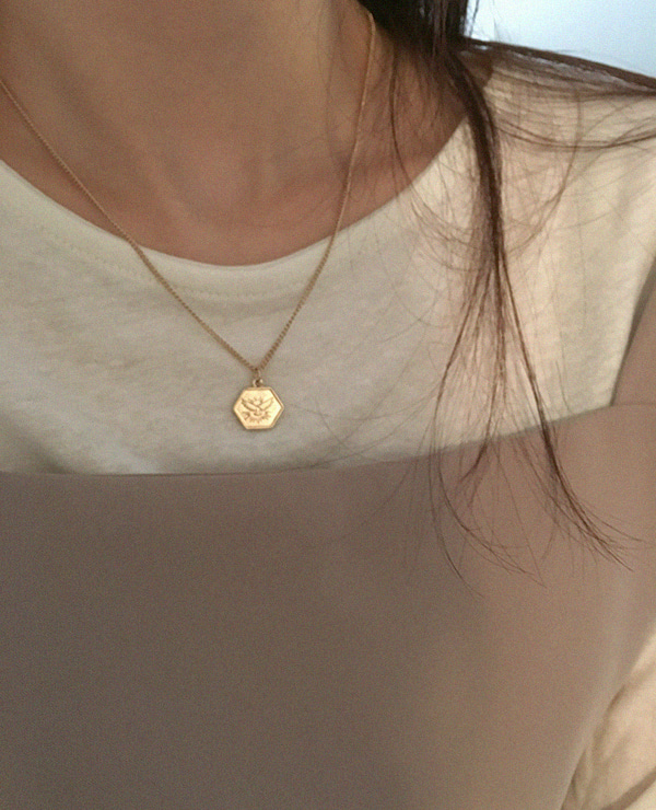 peace necklace-입고지연