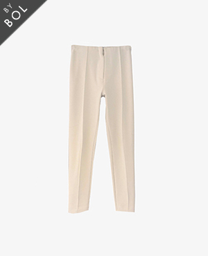 BOL easy going slacks/ivory